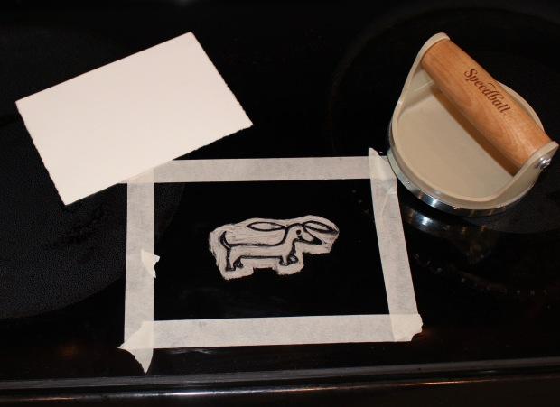 preprinting
